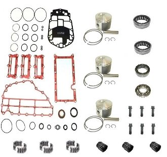 Great Price! TSM Performance Powerhead Rebuild Kit Evinrude E-Tech 70-90hp, 2004 & Up