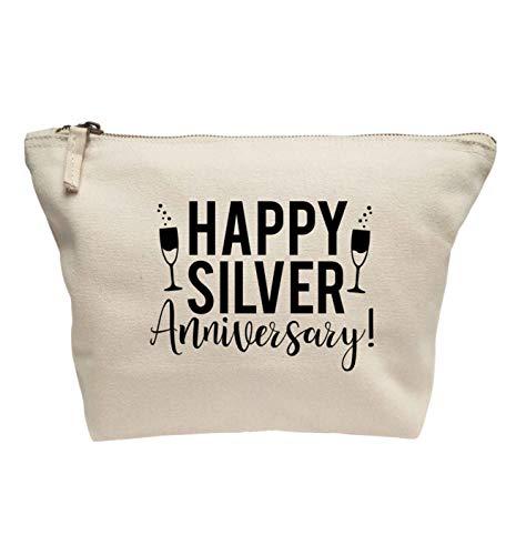 Flox Creative Silver Anniversary Trousse de maquillage