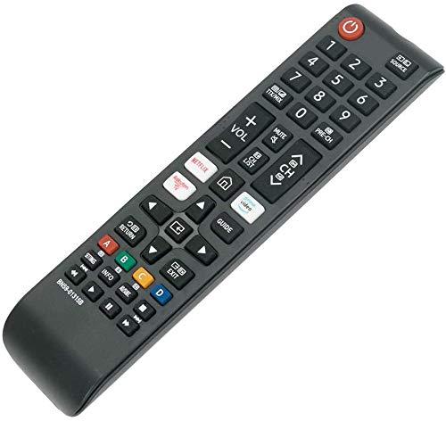 Ersatz Fernbedienung BN59-01315D für Samsung Netflix Prime Video Rakuten TV Buttons