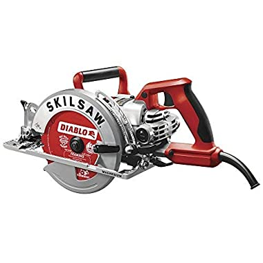Skilsaw SPT77WML-72 7-1/4-Inch Magnesium Worm Drive Circular Saw