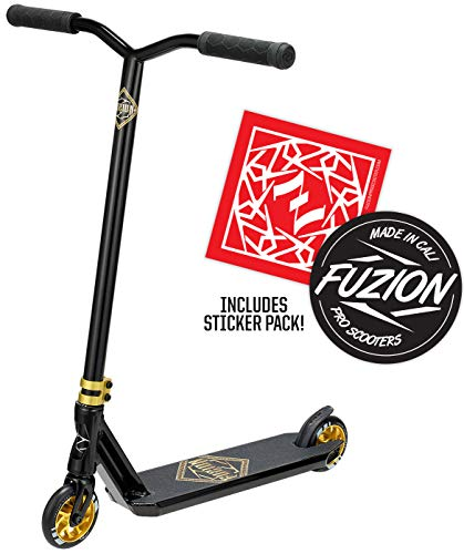 Great Features Of Fuzion Z300 Pro Scooter Complete Trick Scooter -Stunt Scooters for Kids 8 Years an...