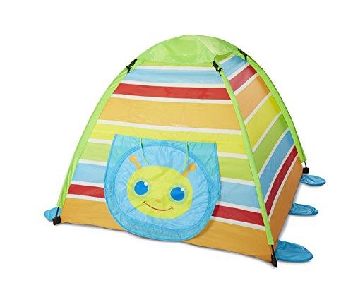 Melissa & Doug- Tente de Camping Sunny Patch Giddy Buggy, 16698