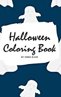 Halloween Coloring Book for Kids - Volume 1 (Small Hardcover Coloring Book for Children)