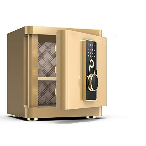 Kluis kleine kluis volledig stalen anti-diefstal vingerafdruk wachtwoord veilig nachtkastje volledig stalen muur anti-diefstal nieuwe kluis voor familie, kantoor