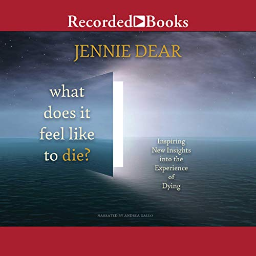 What Does It Feel Like to Die? audiobook cover art