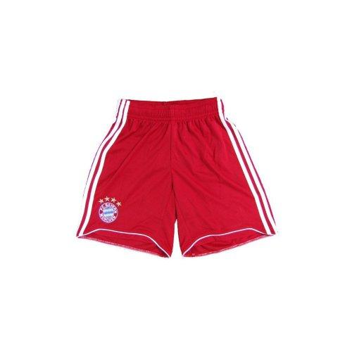 Fußball Short FC Bayern München Hose Short Home FCB Kinder 176 2009/2010
