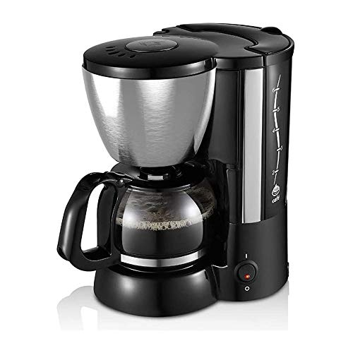 Find Bargain LKNJLL 12 Cup Coffee Maker,Coffee Machine Bean-To-Cup,Drip Glass Suit Coffee Pot Home A...