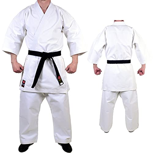 M.A.R International Karate Uniform Japanese Cut GI Suit Outfit Clothing...