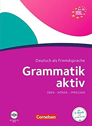 Graatik aktiv A1B1 Üben Hören Sprechen Übungsgraatik it AudioCD Učebnice CD lextra by Dr. Friederike Jin,Ute Voß