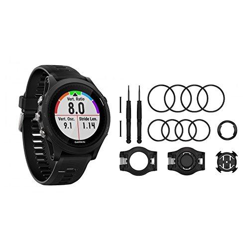 Garmin Forerunner 935 Triathlon Watch with Quick Release Kit Bundle