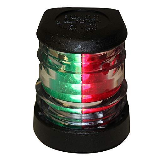 Aqua Signal Series 20 Lampe de pont bicolore 5 W Boîtier noir [20100-7]