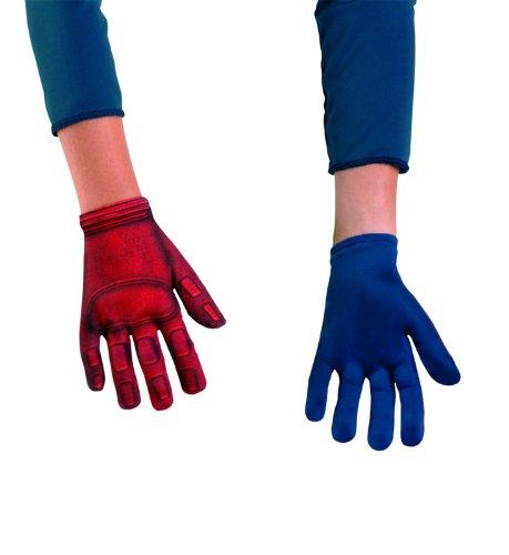 D-guisez The Avengers Captain America Enfant Gants One-Size