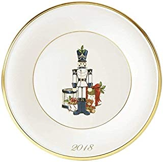 Lenox 879295 Holiday Accent Plate, Multicolor