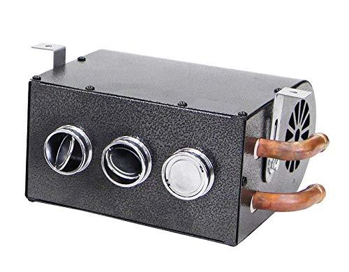 12 volt auxiliary heater - 7