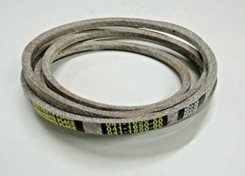 """By ProPartsPlace Exact OEM Kevlar SPEC Belt ON Bad BOY 041-1650-00 041165000- Bad BOY Elite 60"""""""