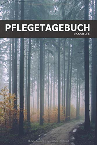 Pflegetagebuch: Pflegeplanung – Pflegestufen und Pflegegrad – 3 Monate - Klein & Kompakt Notizbuch ca. A5