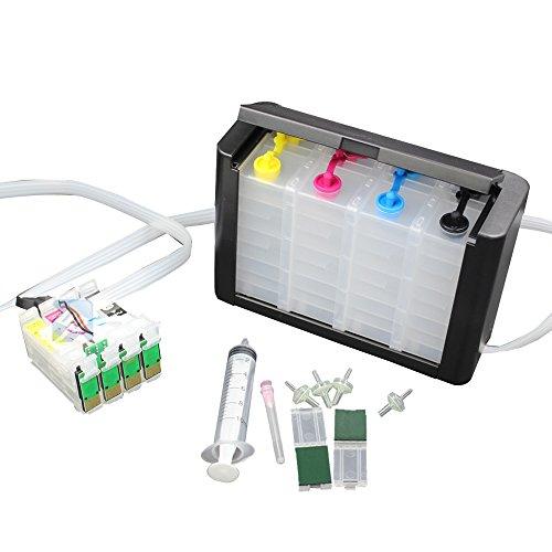 UniPrint Empty Luxury Ink System CISS CIS for Workforce WF-3620 WF-3640 WF-7610 WF-7620 7110 3620 3640 7610 7620 WF-7710 WF-7720 WF-7210 T2521 252XL 252 Ink Cartridge