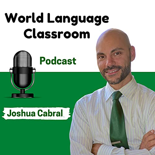 Supporting New Language Teachers with William Anderson Podcast By  cover art