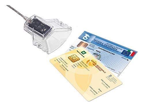 Nueva Version DNI Electrónico Lector de Tarjetas Inteligentes Smart Card Gemalto IDBridge...