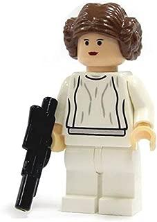 Lego Star Wars Princess Leia Minifigure with Blaster