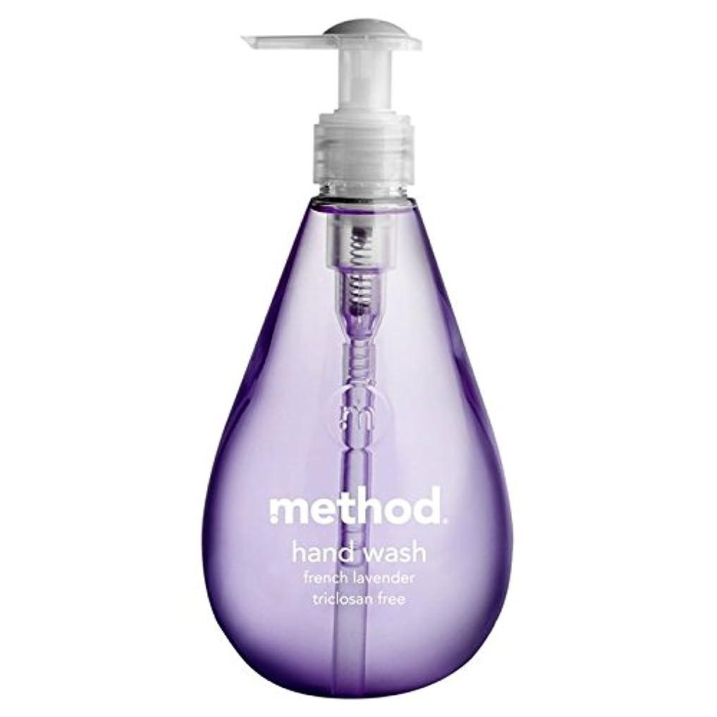 罹患率虚弱ディレイMethod French Lavender Handsoap 354ml (Pack of 6) - メソッドフレンチラベンダーの354ミリリットル x6 [並行輸入品]