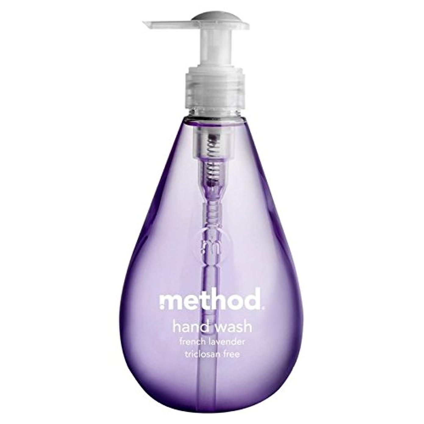 融合接地頻繁にMethod French Lavender Handsoap 354ml - メソッドフレンチラベンダーの354ミリリットル [並行輸入品]