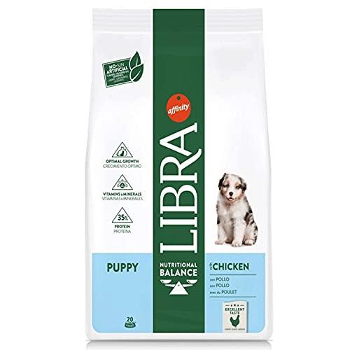 LIBRA Puppy Pollo 12 kg ✅