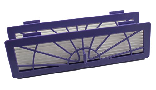 Paquet avec 2 filtres haute performance pour Neato Botvac de Hannets®