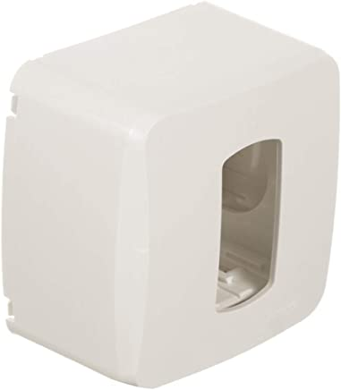 Caixa De Sobrepor Para 1 Módulo Odulo Milluz Schneider Electric Branco