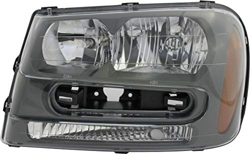 For Chevrolet Chevy Trailblazer L/Ss Headlight 2002 2003 2004 2005 2006 2007 2008 2009 Driver Left Side Headlamp Assembly Replacement