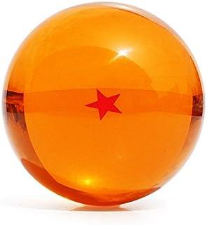 M C S Bolas de Dragón 7,5 cm Bola Cristal Dragonball Dragon Ball con Caja Son Goku con Estrellas Correspondientes Cosplay (1 Estrella)