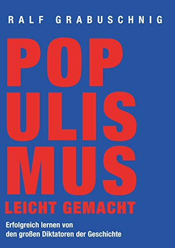 Populismus leicht gemacht cover art