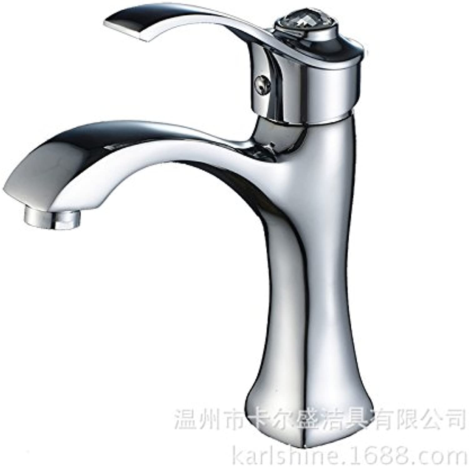 TS-nslixuan-Tap Cold And Hot Water Faucet Single Hole Bench