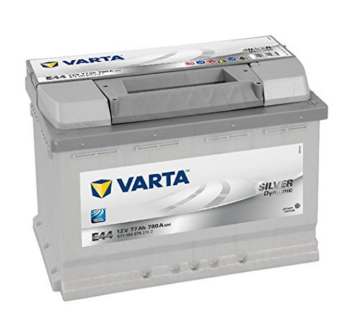 Varta BATERIA DE Coche Silver Dynamic E44 12V 77mAh, Other, 77Ah / 780A