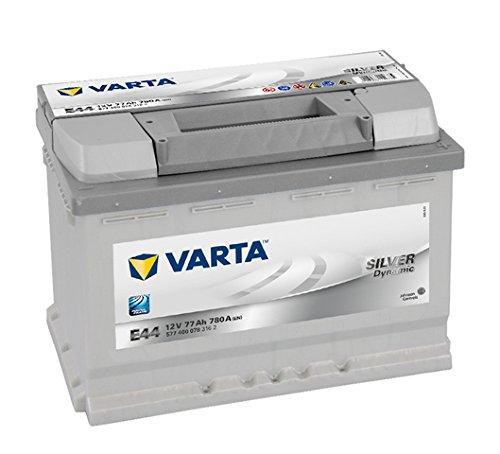 VARTA E44 Silver Dynamic Starterbatterie 5774000783162 12V 77Ah