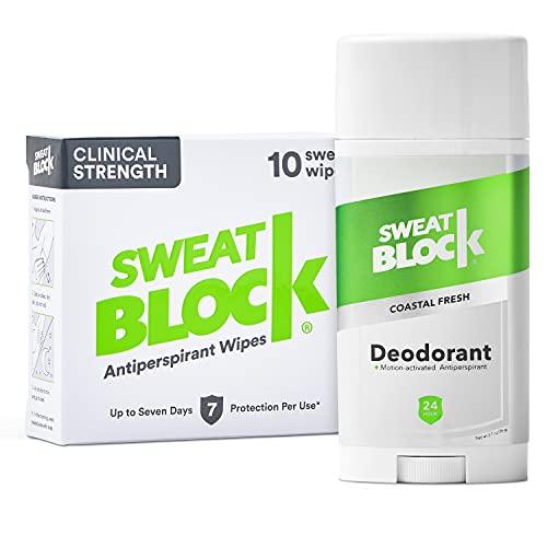 Sweatblock Excessive Sweat and Odor…