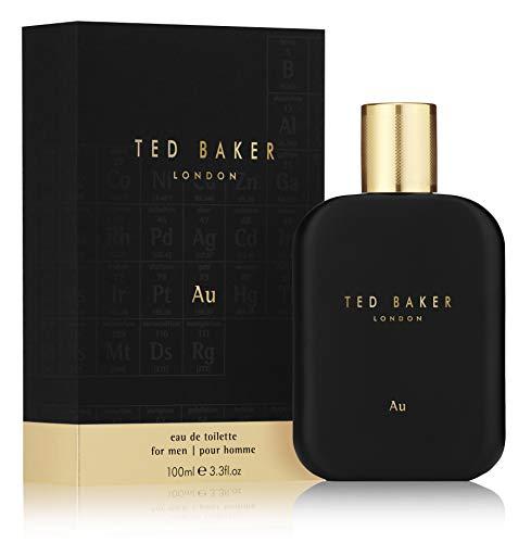 Ted Baker Tonic – AG – Argent pour homme 100 ml Eau de toilette