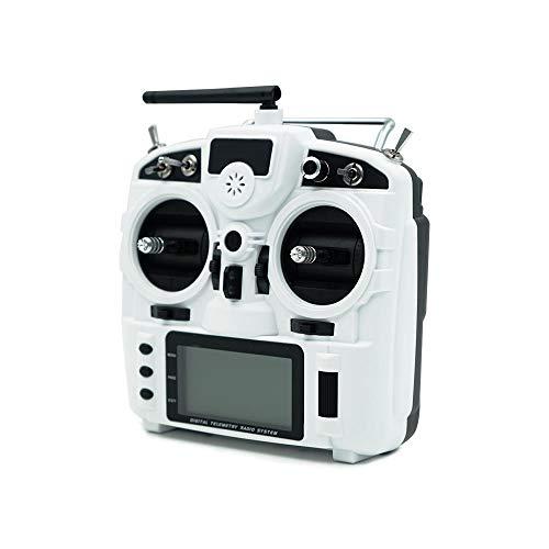 KANGJIABAOBAO Transmisor de Radio Control Remoto Taranis X9 2,4 GHz Lite 24CH D16 Modo 2 Factor de Forma clásica transmisor portátil for RC Aviones no tripulados transmisor Remoto