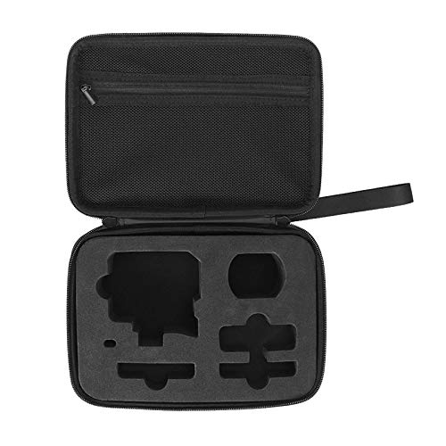 Bolsa para cámara de deportes de cámara de transporte bolsa de almacenamiento protectora impermeable a prueba de golpes portátil