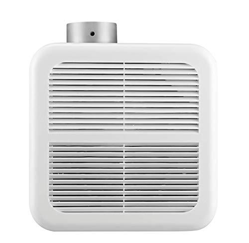 Tech Drive Super-Quiet 110 CFM, 1.0 Sone Bathroom Ventilation and Exhaust Fan (110CFM)