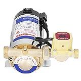 Weikeya - Pompa ad acqua, pompa a pressione dell'acqua di scarico della pressione dell'acqua di gas in metallo per la canalizzazione dell'acqua del rubinetto