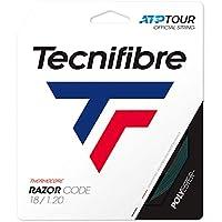 テクニファイバー(Tecnifibre) 硬式テニス ガット レーザーコード 12m カーボン 1.20mm TFG400
