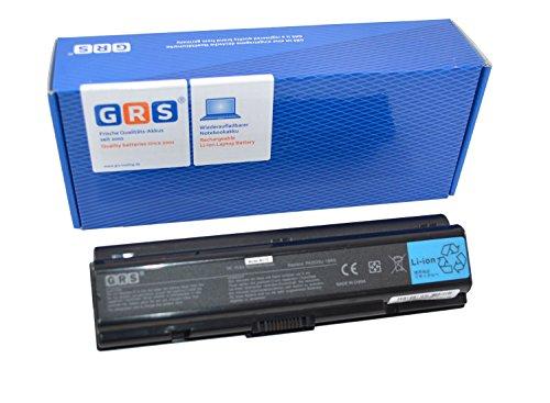 GRS Batería con 8800mAh para Toshiba Satellite A205 A210 A215 L200 Equium A200 sustituye a: PA3533U-1BRS PA3533U-1BAS PA3534U-1BAS PA3534U-1BRS PA3535U-1BRS PA3727U-1BRS PA3682U-1BRS