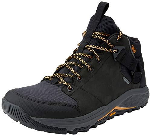 Teva Herren Grandview GTX Combat Boots, Schwarz (Black Blk), 47 EU