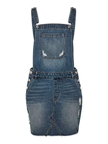 ONLY Female Jeanskleid Spenzer 38Dark Blue Denim