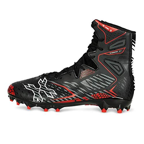 HK Army Schuhe Diggerz X1 High Top schwarz/grau, Größe:12