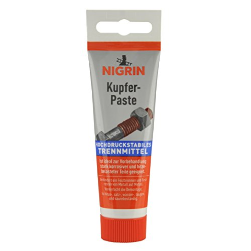 Nigrin 72248 copper paste, 50 g