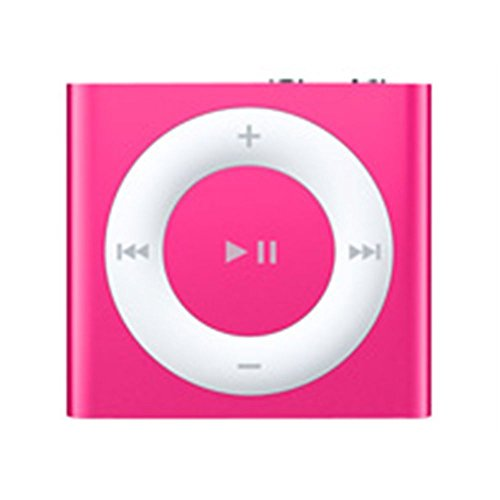 Apple iPod shuffle 2GB Lecteur MP3 2Go Rose - lecteurs et enregistreurs MP3/MP4 (Lecteur MP3, CZE, DAN, Allemand, Néerlandais, Anglais, Espagnol, FIN, Français, GRE, HUN, Italien, JPN, KOR,..., Rose, Numérique, Aluminium, Lecteur flash)