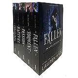Lauren Kate Fallen Series 5 Books Collection Set (Fallen, Torment, Passion, Rapture, Unforgiven)