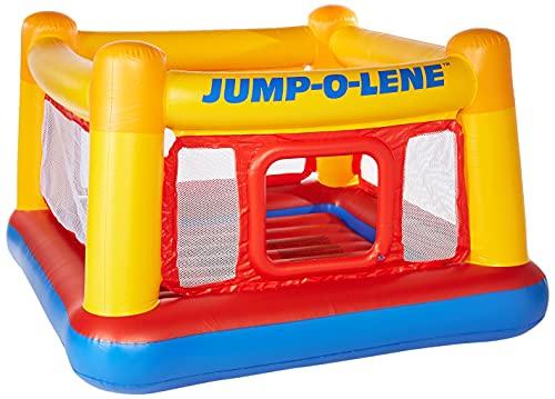 Intex 48260 - Playhouse Jump-O-Lene, 174 x 174 x 112 cm, 3 - 6 anni